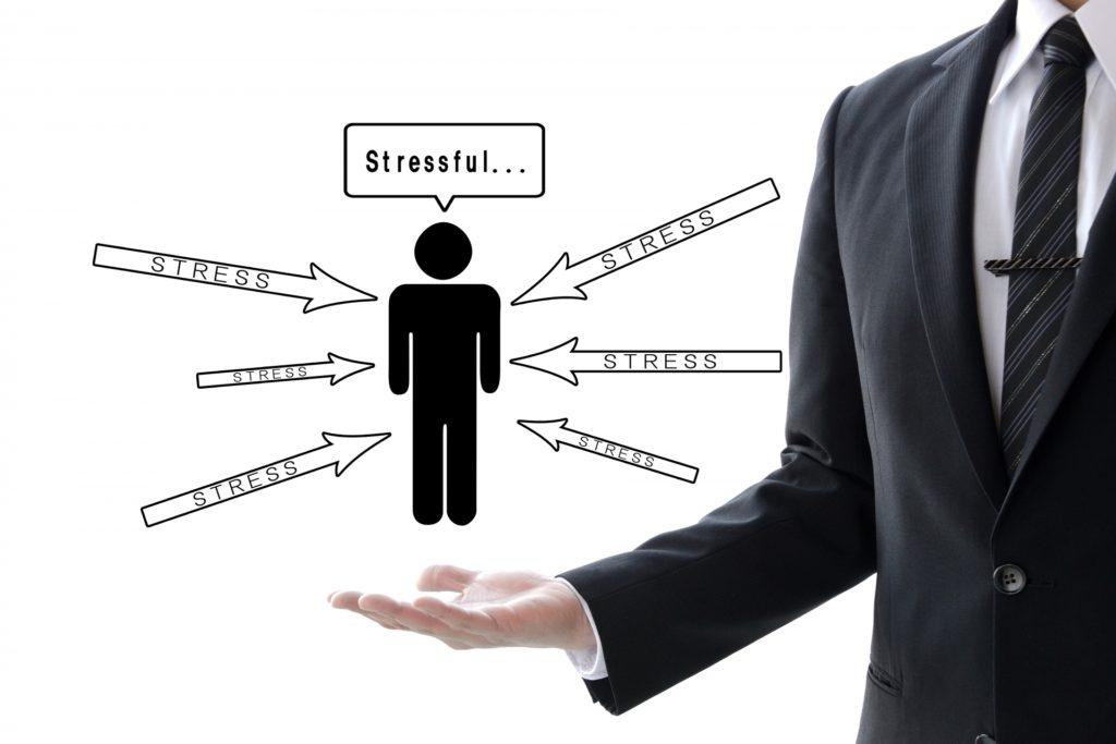 ストレスにより発生する「ストレス臭」って?