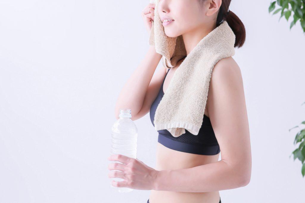 良い汗・悪い汗ってどう違うの?汗腺を鍛えて良い汗をかこう!