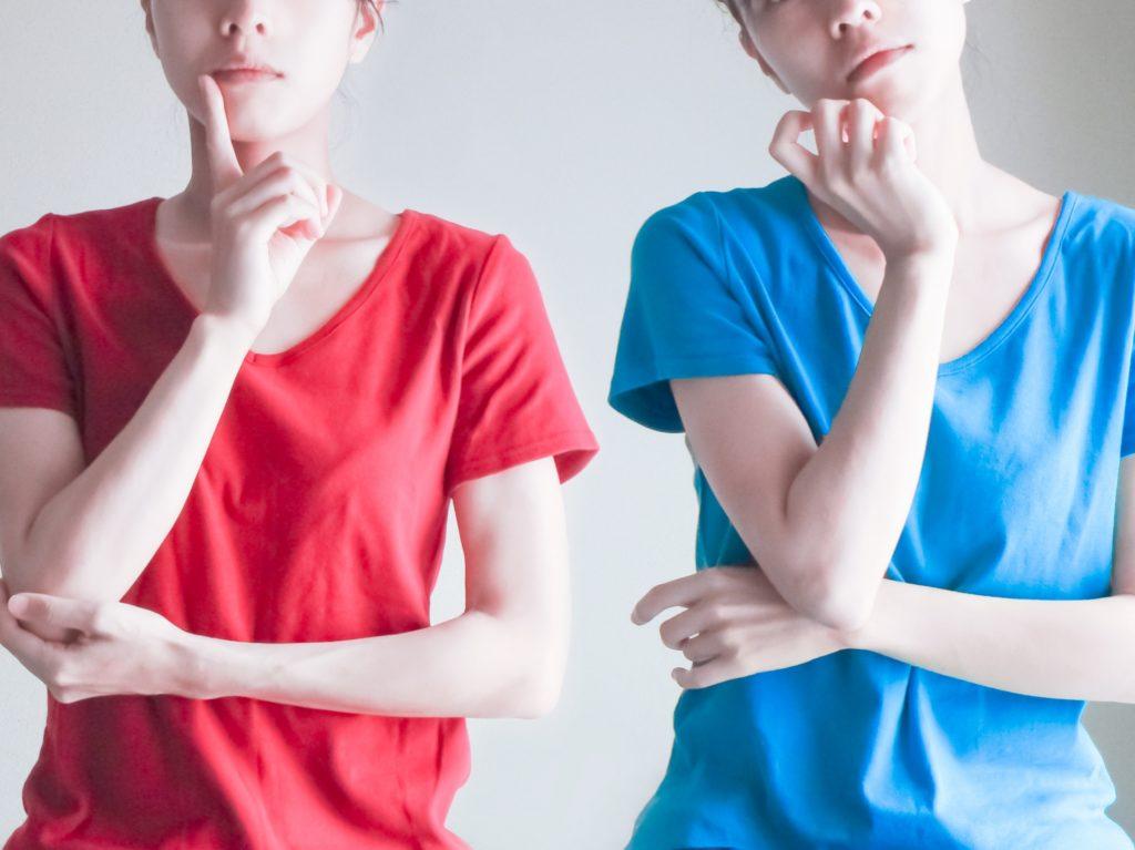 臭いやすい服があるのはなぜ?素材によって、臭いやすさが違う?
